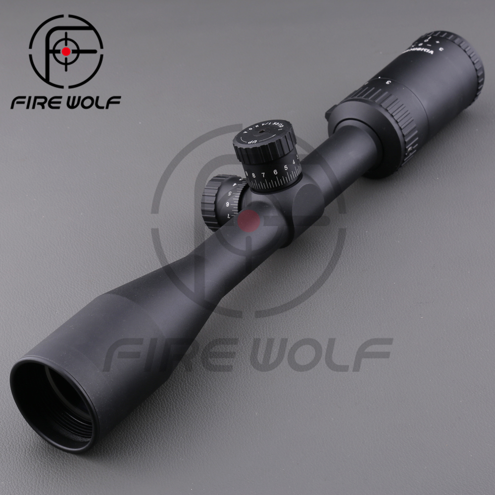 Visionking 3-9x40 Target Shooting Scope Rifle 1 Inch For Ar15 M16 M4 Mil Dot Reticle Riflescopes Hunting visionking opitcs 3 9x42 rifle scope mil dot tactical hunting long eye relief military sight 30mm for ar15 m16 m4 riflescopes