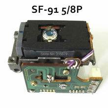 Original SF-91 5/8Pins for SANYO CD Laser Pickup Lens SF 91 SF91 GENKI IKEMI MCD1000