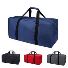 80L High Capacity Travel Duffel Bag Men Women Nylon Folding Storage Cabin Bags for Luggage Aym Sports Waterproof