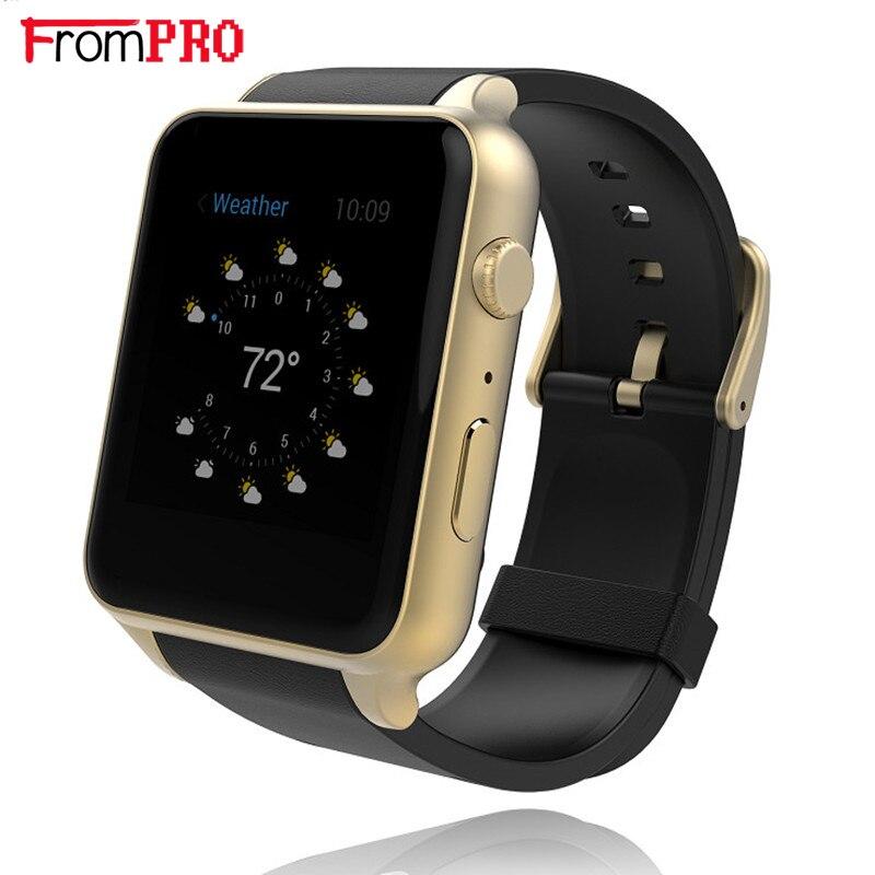 Frompro gt88 smartwatch bluetooth smart watch con tarjeta sim dispositivo portát