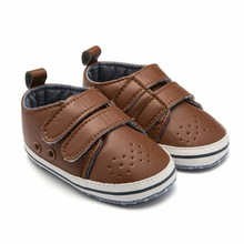 PU Leather Casual New Brand Baby Boys girls Shoes