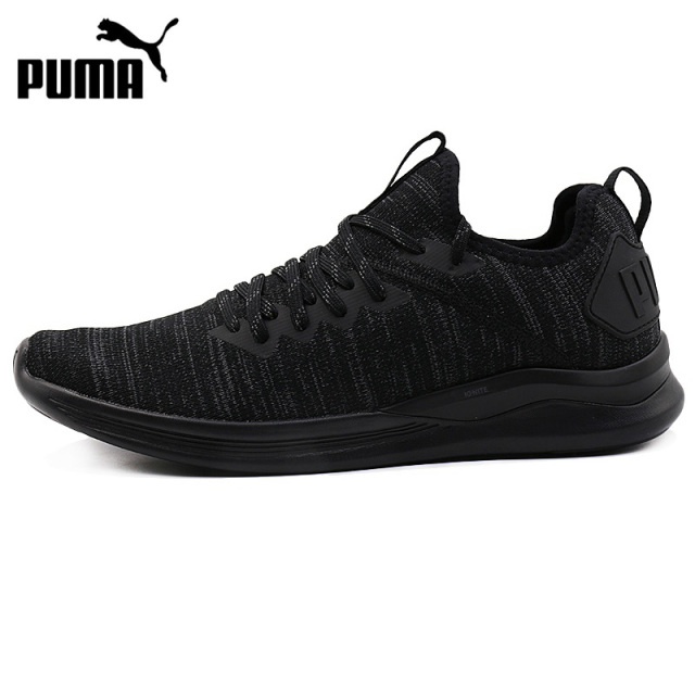 ce231e91d9 Original New Arrival 2018 PUMA IGNITE Flash evoKNIT Men s Running Shoes  Sneakers