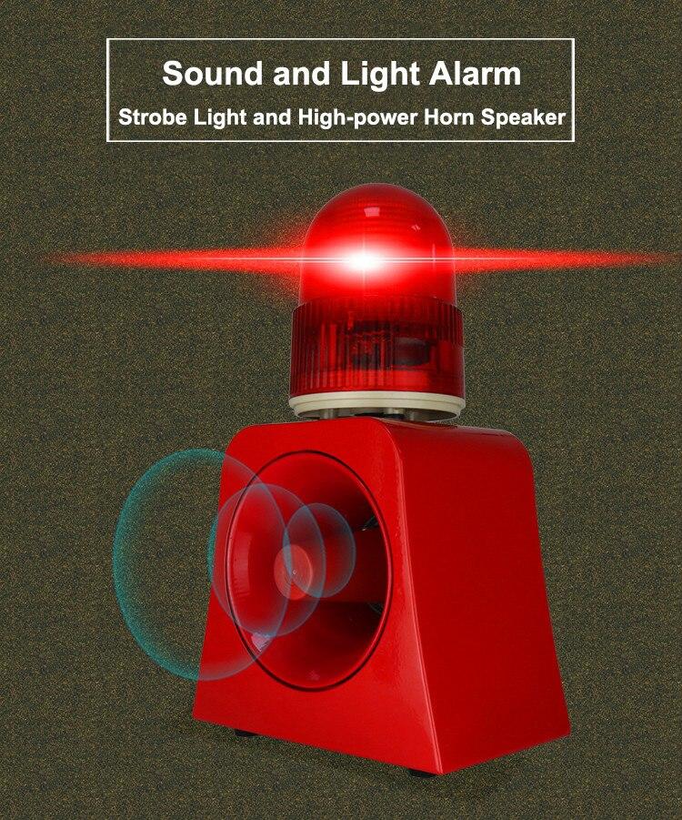 movimento da micro-ondas com orador de alta potência do chifre de 20 w