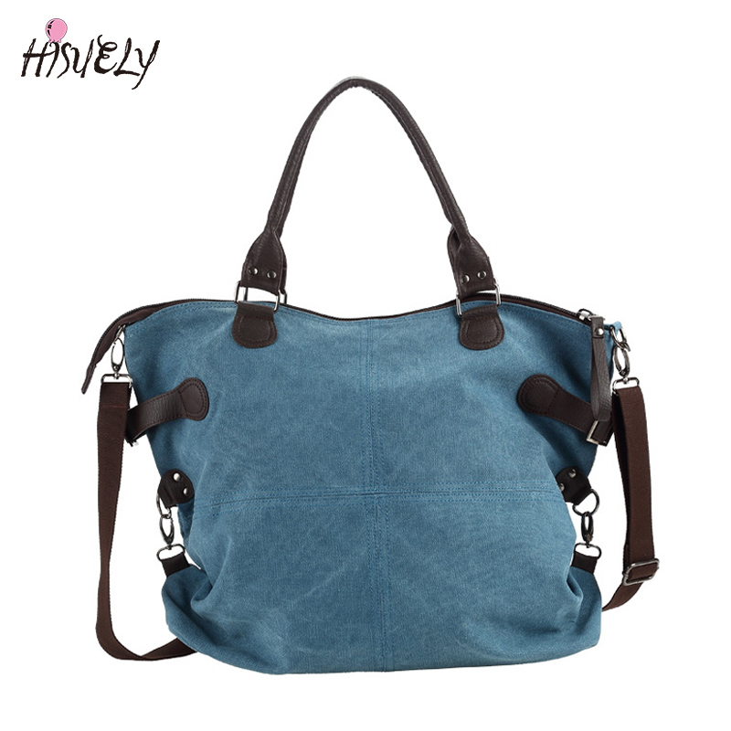 New Canvas Bag Tote Solid Women Handbags Women Shoulder Bag Fashion Sac a Main Femme De Marque Casual Bolsos Mujer High Quality exclusive limited women tote bag handbags high quality shoudler bags with hair ball ornaments sac a main femme de marque celebre