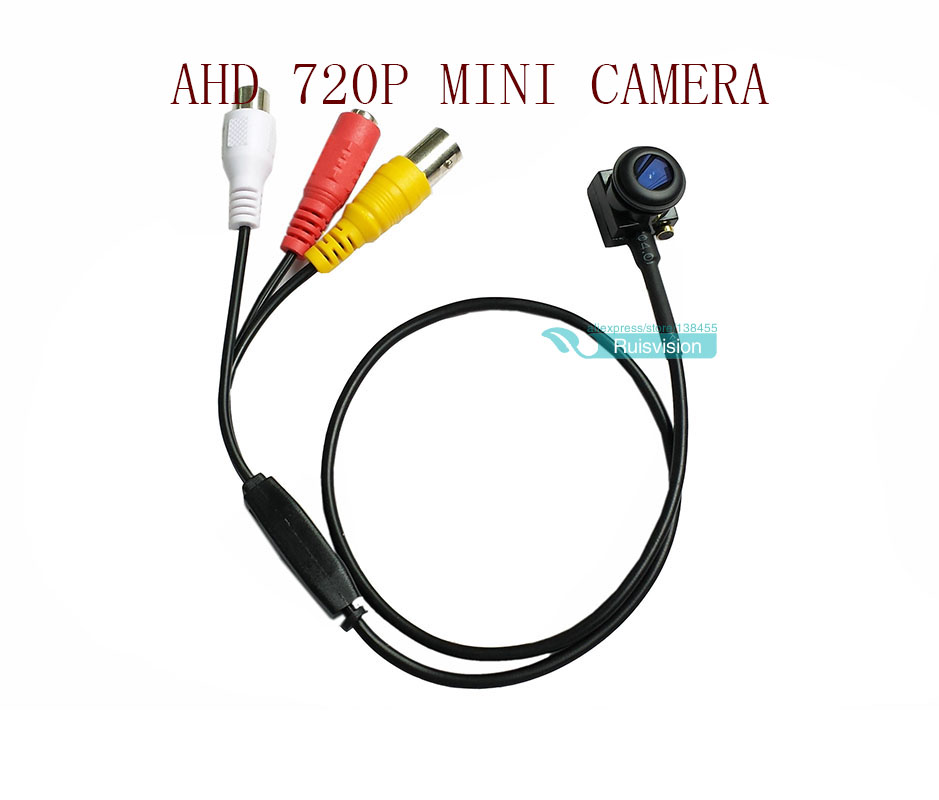 MINI NEW HD AHD Color 720P/1.0MP cctv security camera for Home Indoor Security Surveillance video cam camera free shipping 720p hd hi3518c ov9712 indoor mini security video ip camera with free cms software for home baby security