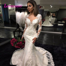 LEIYINXIANG Bride Dress 2019 Wedding Dress