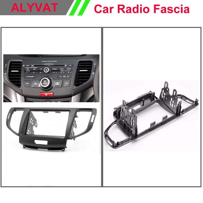 Top Quality Car Auto Radio Dvd Fascia For Honda Accord