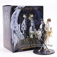Code Geass Anime Lelouch&Suzaku R2 Clamp Set PVC Action Figure Model Collection Doll Toys Gift 22cm