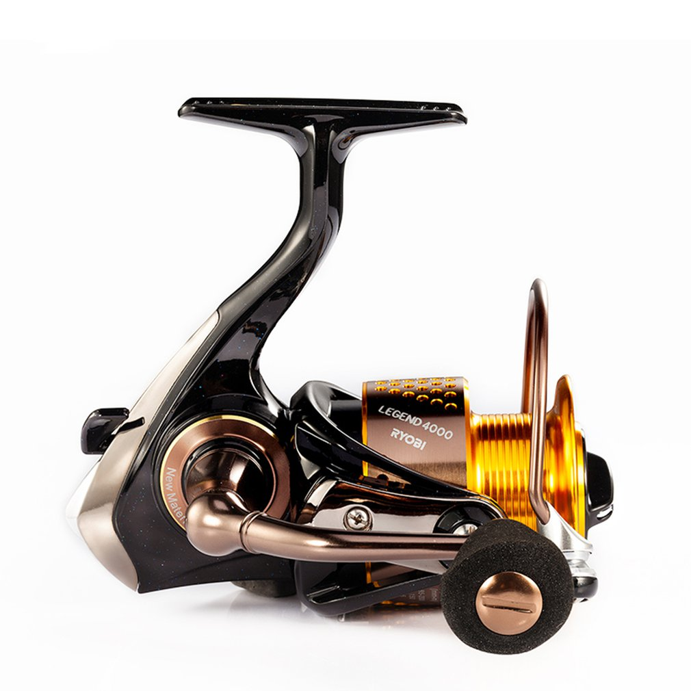 All-Metal Spinning Wheel Carbon Titanium Alloy Ultra-Thin Long-Range Road Asia Special Fishing Reel Professional