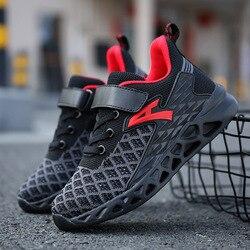 Obuwie dziecięce dla chłopców trampki treningowe dziecięce obuwie lekkie oddychające dziewczęce sportowe trampki studenckie buty do biegania