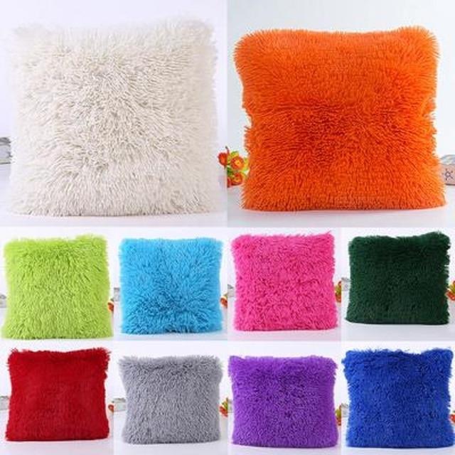14 colori 18 ''di Vendita Calda Super Soft Peluche Della Pelliccia Del Faux del