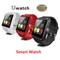 Оригинал Bluetooth Smart Watch U8 Smartwatch U Часы Для iOS iPhone Samsung Sony Huawei Xiaomi Android Телефоны Хорошо, как GT08 DZ09