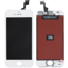 100% High Quality For iPhone 5 White LCD Lens Touch Screen Display Digitizer Assembly Replacement Top Sale