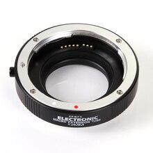 Tube dextension électronique à mise au point automatique 12mm DG II pour Canon EOS EF S