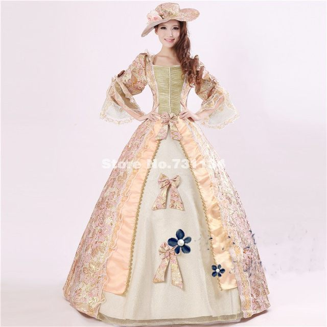 Online Shop Noble Royal Palace Marie Antoinette Civil War Medieval ...