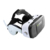 """2016 novo chefe óculos 3d de realidade virtual vr vr fone de ouvido + microfone google papelão fov120 para 4 ~ 6.3 """"ios android smartphones"""