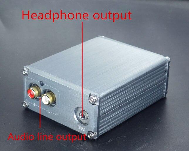 Ak4490 Top Asynchrone Usb Decoder Mit Kopfhörer Funktion Elegant Im Stil Fertig Su0 Xmos U8 Dac Tragbares Audio & Video Unterhaltungselektronik