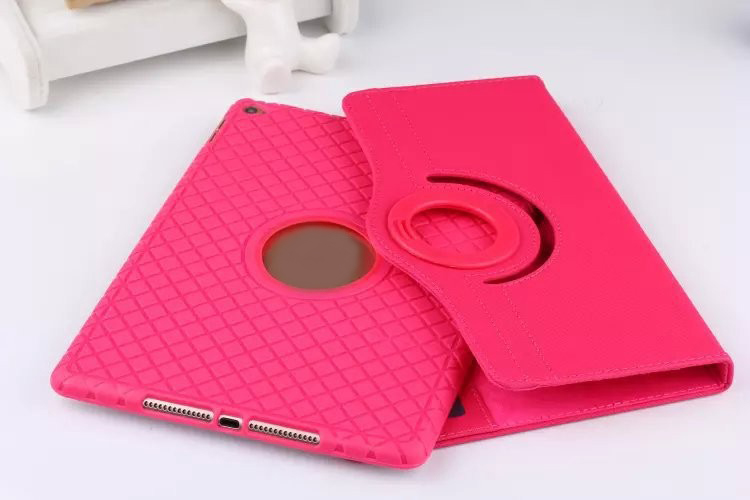 Tablet Case For Ipad Pro 9.7 Inch Year Model A1673 A1674 A1675 Can Be Separate 2 Part 360 Rotating PU Leather Cases Cover