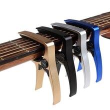 Electric Acoustic Guitar Capo for Acoustic Electric Guitars Capos Total Aluminium Material Classical Guitar Ukulele CAPO
