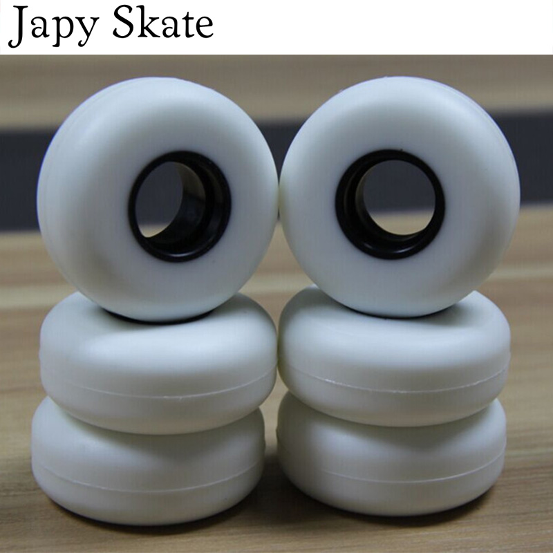 Prix pour Jus japy Skate 57mm Extrême Patinage Roues Dureté 85A Bonne Qualité Agressif De Roller Skate Chaussures Roues 8 PCS/ENSEMBLE Livraison Gratuite
