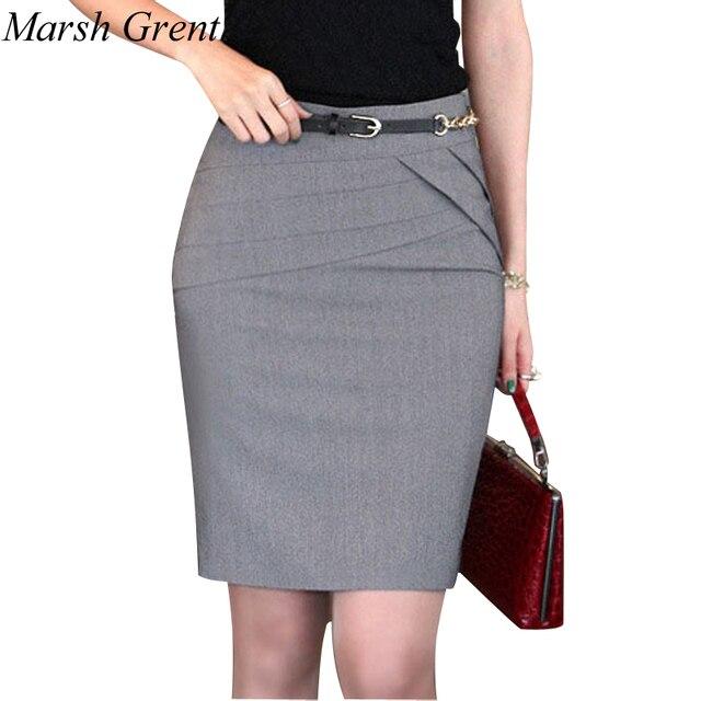 143bc8e55 € 19.93 |2018 nueva moda verano mujeres Faldas elegante cintura alta falda  delgada del busto Venta caliente falda de las mujeres en Faldas de Ropa ...