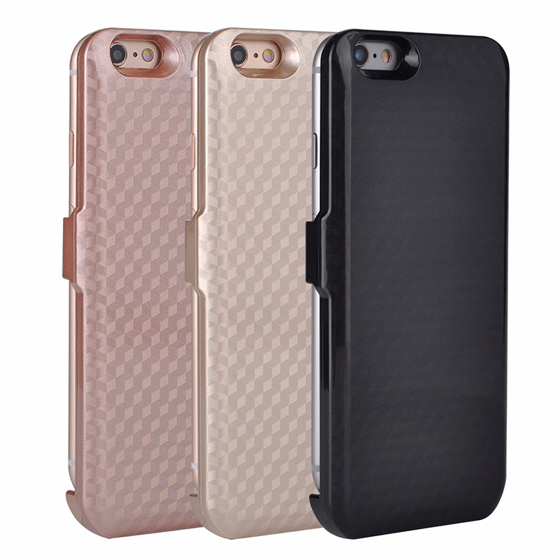 Gold silver rose gold bateria cover for iphone 6 4.7inch