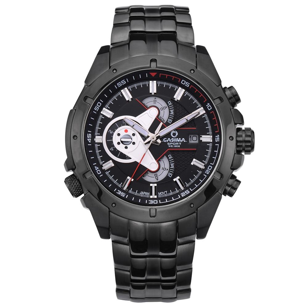 Buy luxury brand sport watches men multi functional wristwatch fashion men 39 s for Casima watches