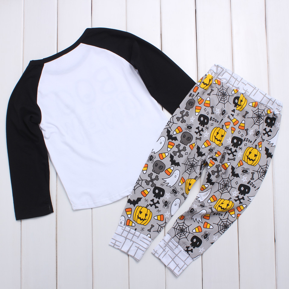 COSPOT-Baby-Boys-Halloween-Clothing-Set-Boy-Cute-Cotton-Autumn-2Pcs-Set-Long-sleeved-T-ShirtPants-Kids-Cotton-Suit-2017-New-20D-1