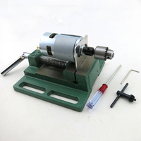 The Workbench Qsx01 Model Mini Table Saw DIY Bench Drill Electric Workbench Multi Function Miniature Low