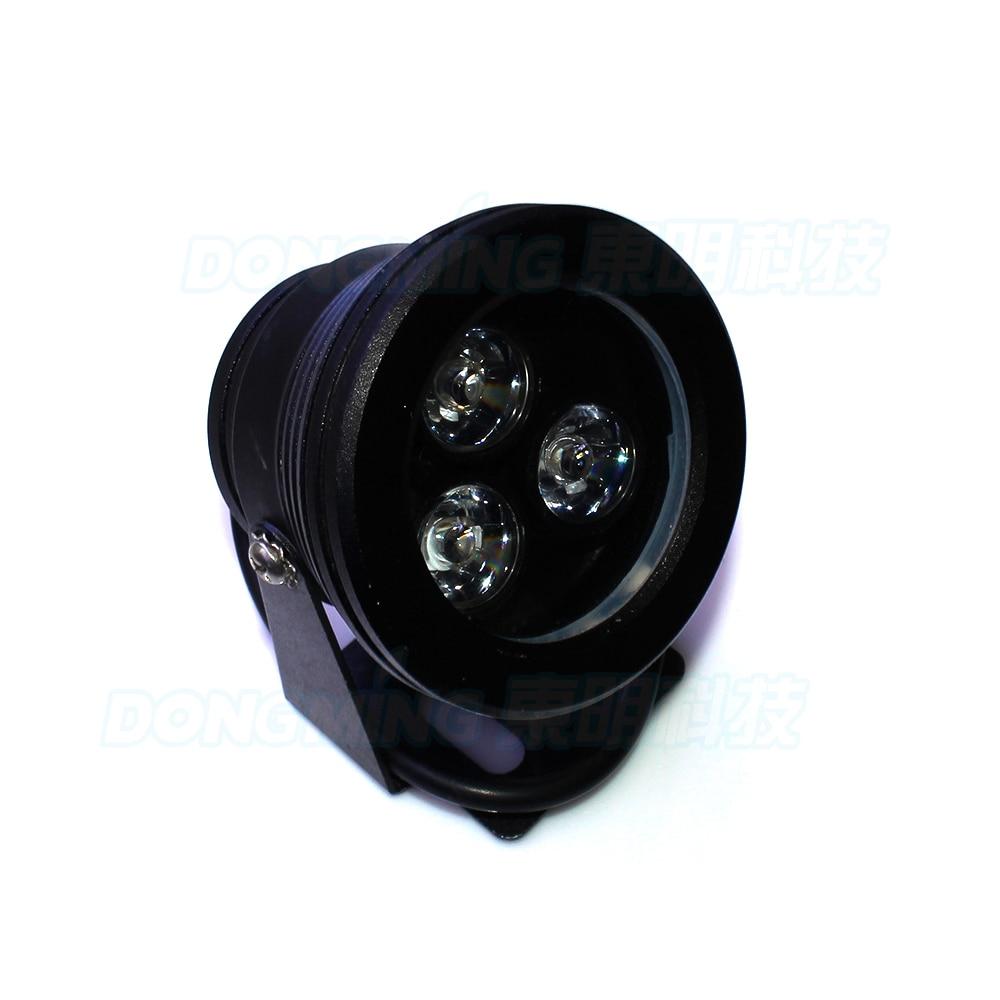 Black Body Ac85-265v 10w Led Underwater Lights For Swimming Pool Ip68 Waterproof White/warm White Underwater Lights For Fountain Led Lamps Lights & Lighting