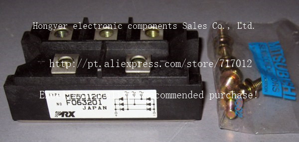 Free Shipping ME501206 New products,Good qualityDIO Module:60A-1200V,Can directly buy or contact the seller