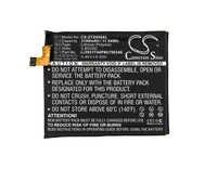 Cameron Sino 3100mAh Battery Li3931T44P8h756346 for ZTE A2017U, Axon 7,Axon 7s, Axon 8, Blade V8 Pro, Z978, Z971, Grand X4, Z956