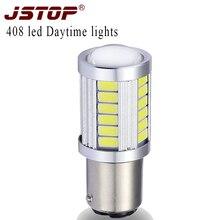 408 Daytime lights P21/5W Car led 1157 light 12VAC lamp External Lights BAY15D Canbus Running