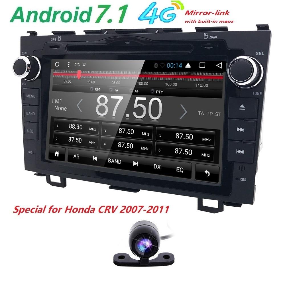 Android 7 1 HD 1024 600 font b Car b font DVD Player font b Radio