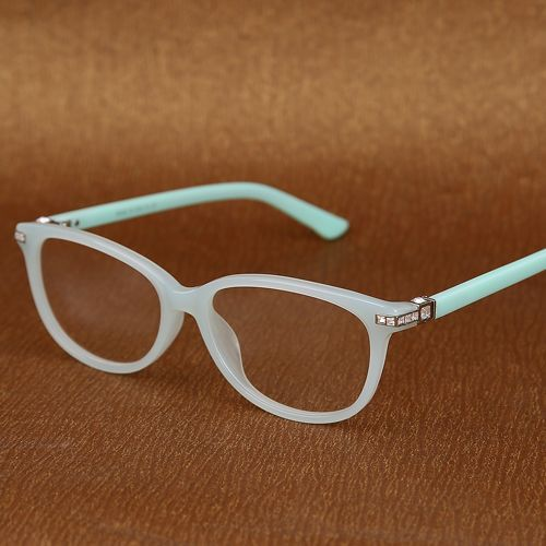 2015 горный хрусталь оправы для очков женщин Высокого качества очки по рецепту очки оптические очки прозрачные очковые оправы TF8002