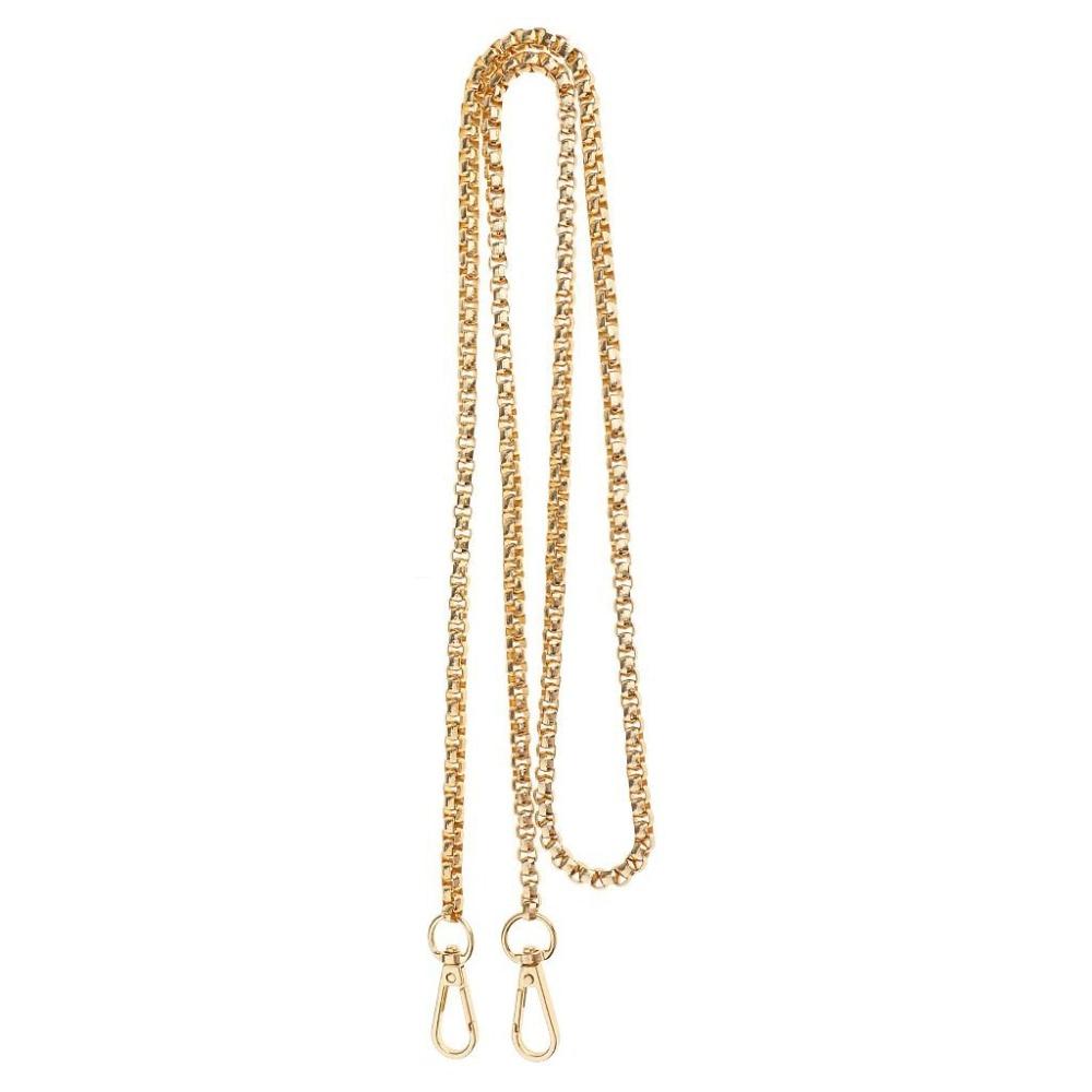 120cm Chain Straps For Bags Shoulder Handbag Chains DIY Belt Hardware For Handbags Strap Replacement Bag Accessories Parts