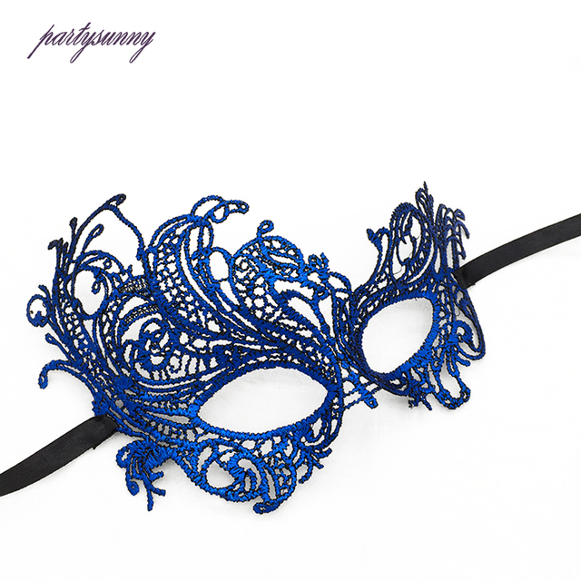 pf multicolor phoenix lace mask women lady sexy mask for halloween party wedding christmas masquerade masks
