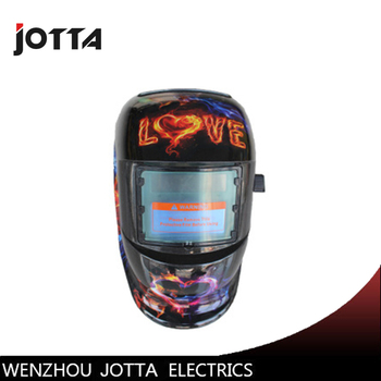 Solar+AAA battery automatic DIN9-DIN13 darkening TIG MIG MMA welding mask/helmets face mask goggles/eye protection mask