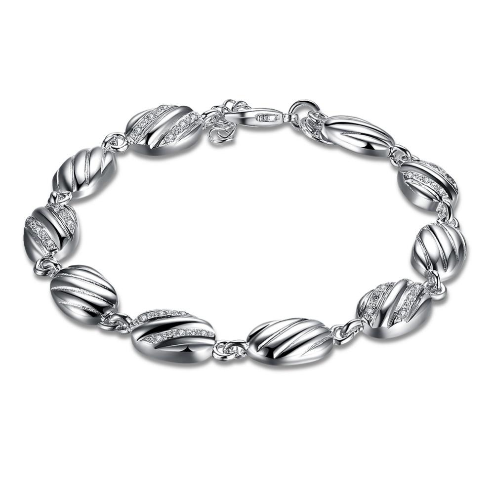 Solid Sterling Silver Bracelets