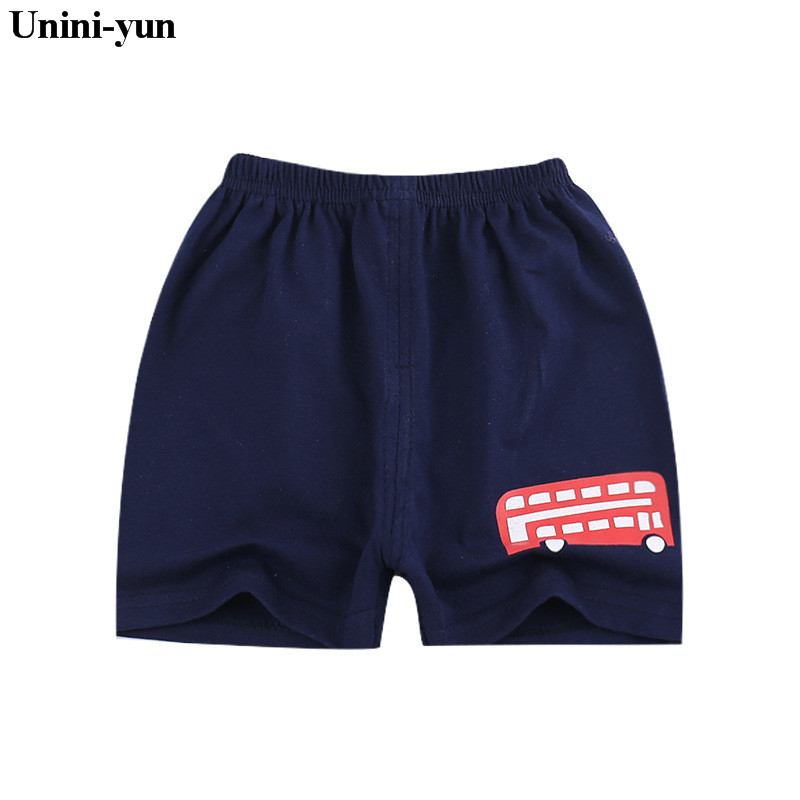 Unini-yun Brand Baby Boy   Shorts   Girls   Shorts   Baby Bloomers Summer Kids Girls Boys   Shorts   Cartoon Pattern Kids Summer pants