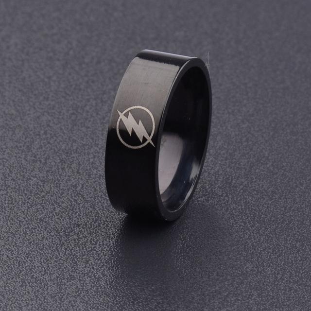 The Flash Lightning Ring