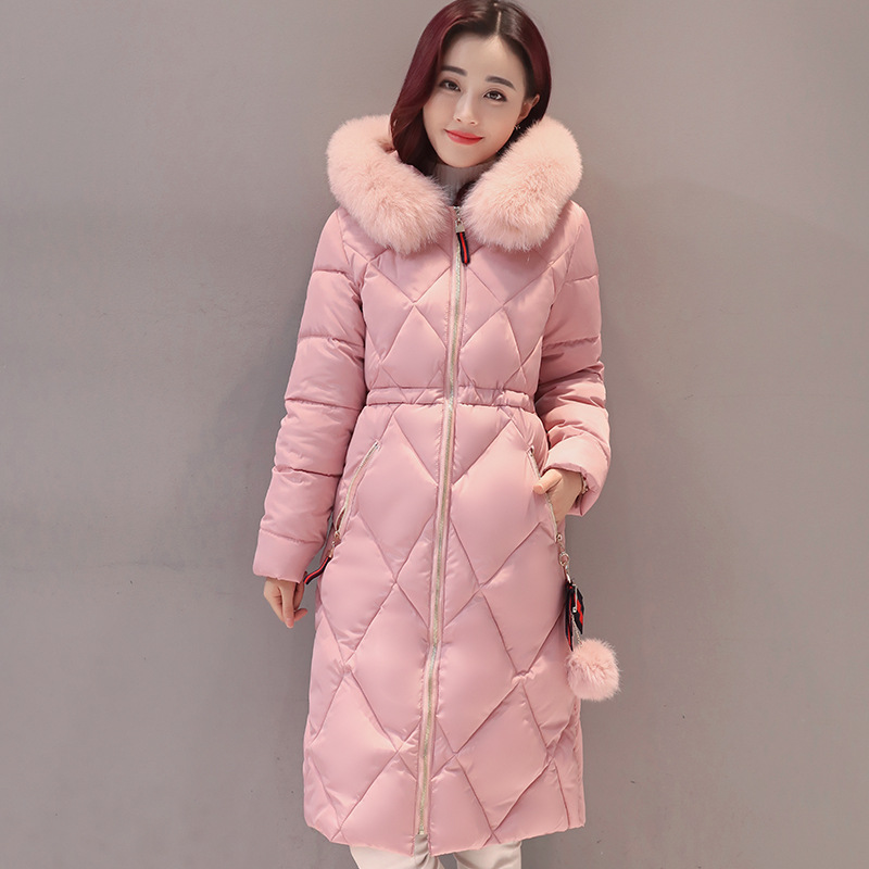 Fashion Winter Women Coat Jacket Warm High Quality Woman Park Jacket Winter Coat Hood 2017 New Winter Collection женские пуховики куртки women winter jacket lj361 women warm coat
