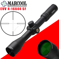 Высокое качество Marcool EVV 4 16X44 SF FFP тактический прицел оптический прицел с гравированным стеклом Rangefinde Riflescope для охоты