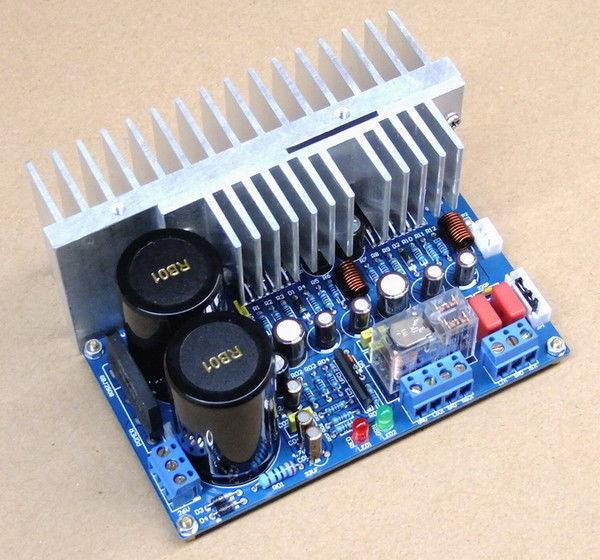 gzlozone assembeld hifi tda7293 stereo power amplifier board 80w 80wgzlozone assembeld hifi tda7293 stereo power amplifier board 80w 80w with heatsink l3 60
