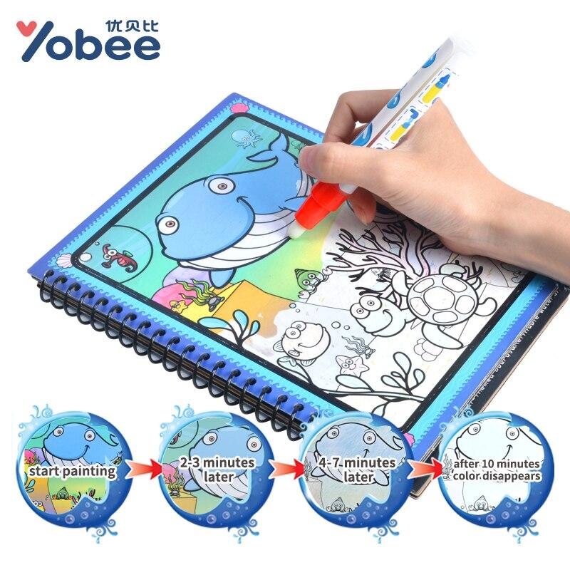 Brinquedos de Desenho papel reutilizável desenho brinquedo para Marca : Yobee