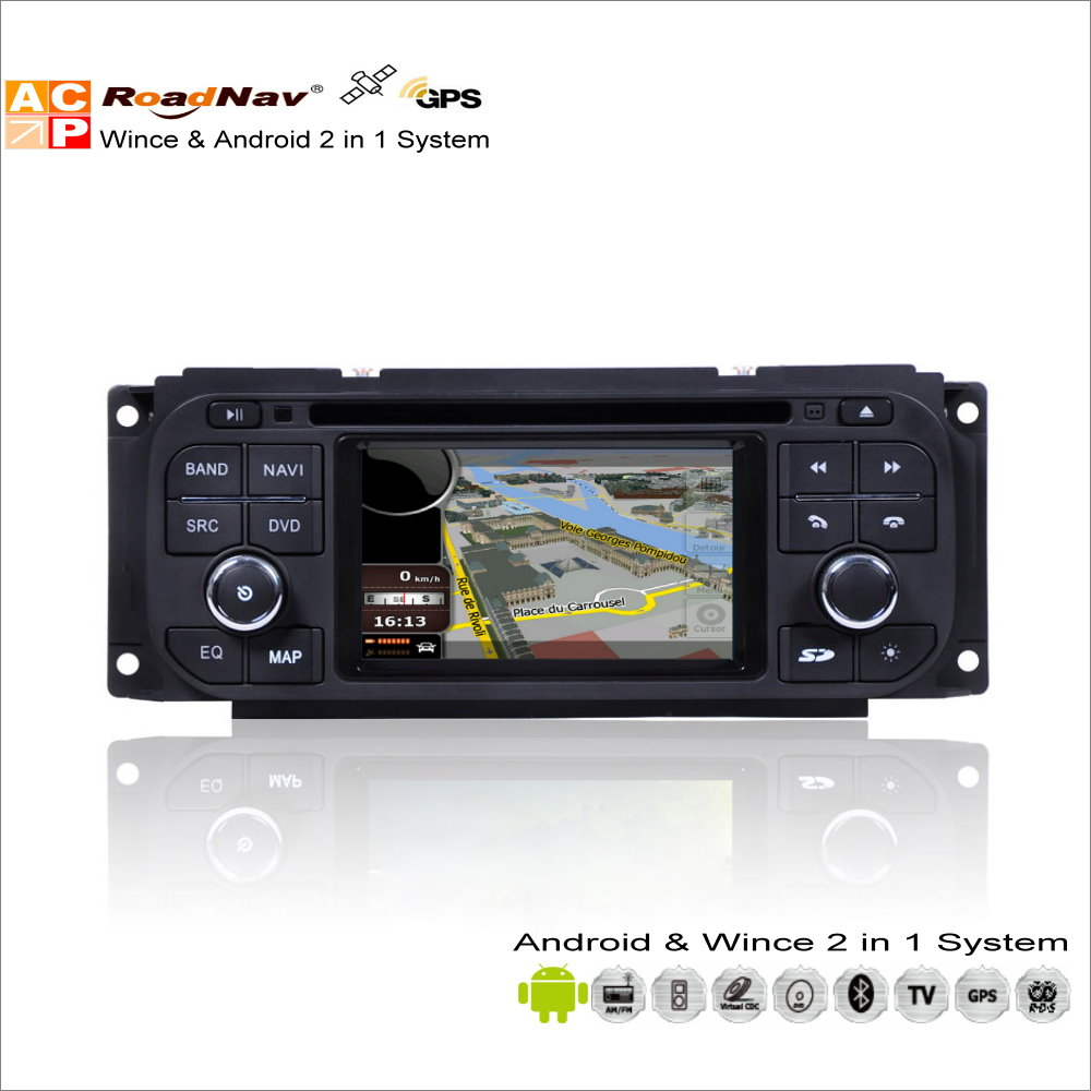 Online Buy Wholesale Chrysler Pacifica Car Gps Navigation Dvd Player From China Chrysler