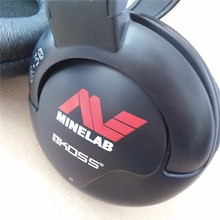 New Arrival Headphone with 1/4 inch Plug for Your Profesional Underground Metal Detector