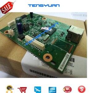 Image 1 - Free shipping 95% new original CE831 60001 for HP LaserJet Pro M1130 M1132 M1136 1132 1136 Formatter Board Printer parts on sale