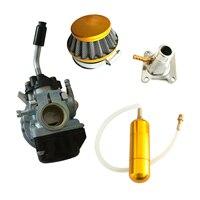 Power Boost Bottle Intake Inlet Manifold & Carb For 47/49cc Mini Pocket Bike