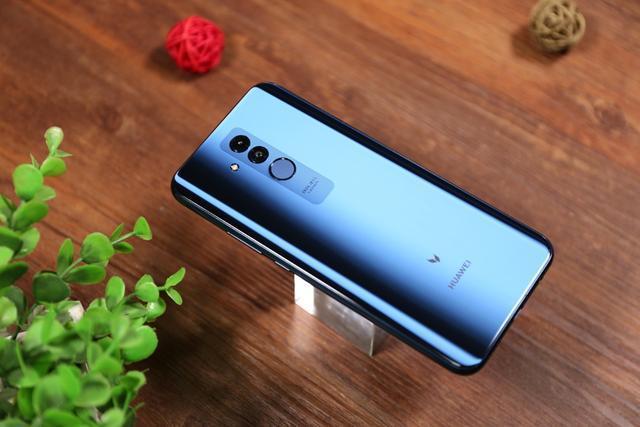 """Оригинальный HuaWei Maimang 7 4 г LTE мобильный телефон Kirin 710 Android 8,1 6,3 """"FHD 2340X1080 6 ГБ Оперативная память 64 ГБ Встроенная память отпечатков пальцев 4 Камера"""